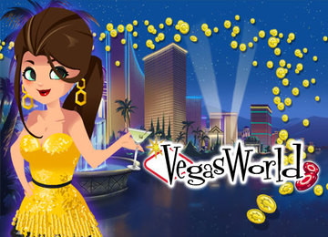 Vegas World Slot – Get Addicted to the Wonderful Slot Games